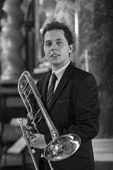 Musiklehrer Albert Maier - Posaune