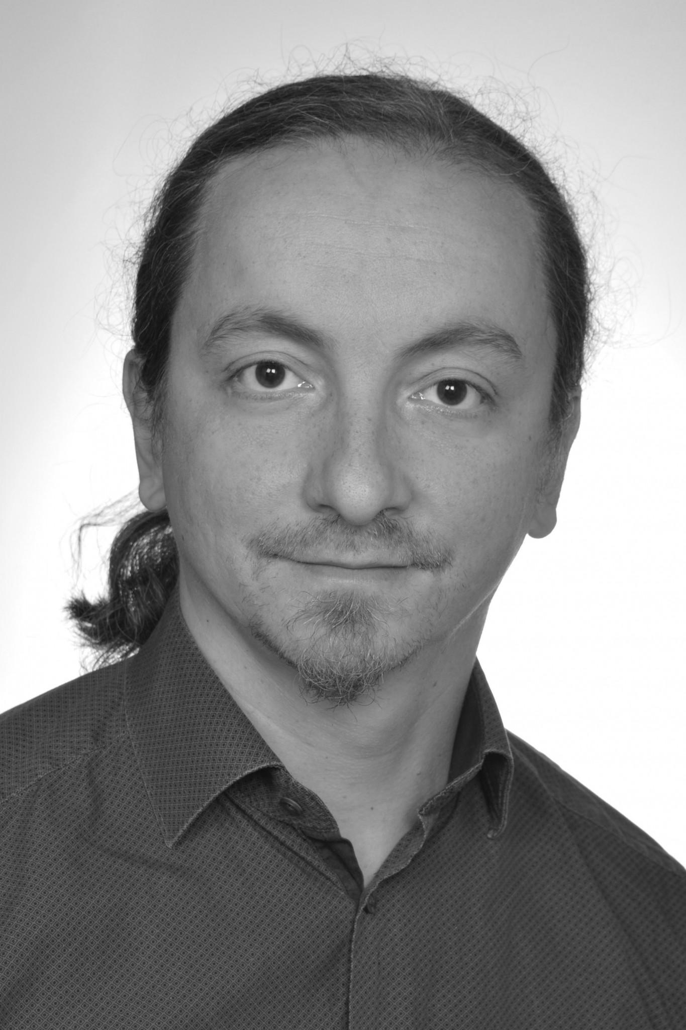 Musiklehrer Ricardo Marini - Schlagzeug
